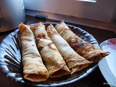 iw-kulinarnie: Naleśniki cynamonowe z mąki razowej, Przepis nr 2/...