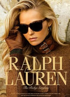 Valentina Zelyaeva - ralph lauren    I love Ralph Lauren...my fav ever!!!!