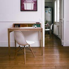 Remix Collection Schreibtisch/Sekretär von The Hansen Family bei Stilbegeistert.com - Online-Shop für Wohndesign