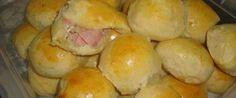 Copie a Pão de batata recheado - Receitas Supreme