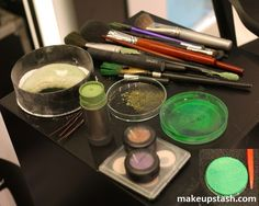 Products Used on Wicked's Elphaba