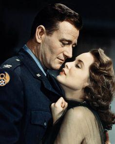 Les Espions s'amusent - John Wayne - Janet Leigh