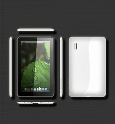 "Turcom 9"" 8GB ANDROID 4.0 RK 2906 1.2GHZ /GPU MALI-400 CPU WITH 3D ACCELERATOR, DUAL CAMERA AND HDMI PORT"