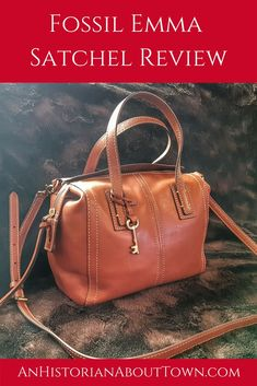As I mentioned in An Intro to Buying Designer on eBay post, I recently purchased a new handbag for myself- the Fossil Emma Satchel. The other two main purses that I was using were given to me in a …