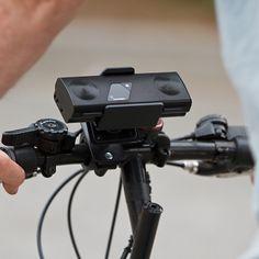 Speaker Bike Mount by Soundmatters