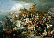 Nicaise de Keyser - Battle of the Golden Spurs (1836).  Wikipedia, the free encyclopedia
