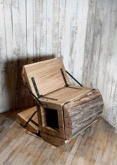 Waste Less Chair
