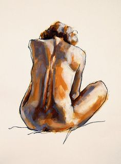 Life Drawing 2 by Nicola King King McGaw has an extensive collection of art prints by established and emerging artists which are all framed by hand in the UK # Human Figure Drawing, Life Drawing, Drawing Artist, Painting & Drawing, Drawing Drawing, Drawing Tips, Drawing Ideas, Inspiration Art, Art Inspo