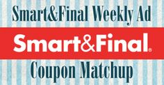 Find out what to buy this week at Smart and Final!  Stock up when you buy in bulk!  Plus Foster Farms Chicken Thighs or Drumsticks-$0.89/lb, Pepsi Cubes for $5.99, and more!