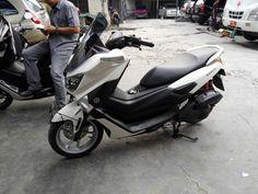 Gapa Motorsport Yamaha Nmax Indonesia Modifikasi