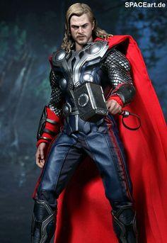 The Avengers: Thor - Deluxe Figur, Fertig-Modell, http://spaceart.de/produkte/tav003.php