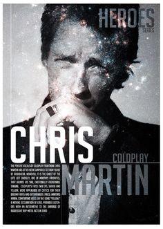 Chris Martin (Magazine) by Pandaemonium4youreye, via Flickr