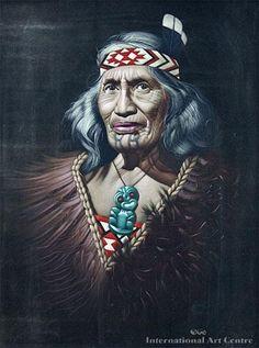 Nani by Charles McPhee, oil on velvet. Polynesian People, Polynesian Art, Velvet Painting, Body Painting, Native Tattoos, Maori Tattoos, Borneo Tattoos, Tribal Tattoos, Ta Moko Tattoo