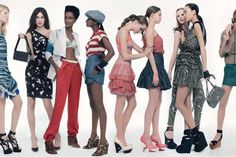 Spring Fashion 2010 in W Magazine | MelElle's Blog