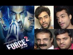 FORCE 2 public review | John Abraham, Sonakshi Sinha, Tahir Bhasin. John Abraham, Sonakshi Sinha, Bollywood News, Einstein, Public, Youtube, Youtube Movies