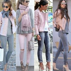 stylish summer outfits to wear now 6 Stylish Summer Outfits, Fall Winter Outfits, Spring Outfits, Trendy Outfits, Mode Outfits, Chic Outfits, Fashion Outfits, Denim Outfits, Gray Jeans Outfit