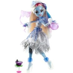 Ghouls Rule Exclusive: Abbey Bominable Released  Exclusive to Walmart