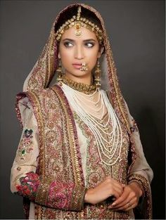 bridal collection 2014 | Bridal Dresses Collection 2014 By Fahad Hussayn