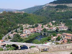 Veliko Tarnovo. Bulgaria.