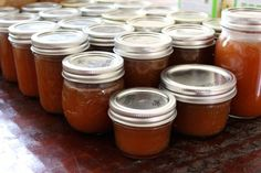 Vanilla apple butter canning recipe