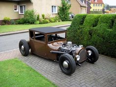 my favorit 1927 ford model T coupe