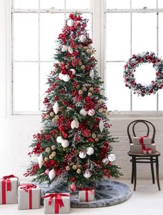 The Norway Spruce Narrow Christmas tree, a meticulous replica of the Picea abies. - Happy Christmas - Noel 2020 ideas-Happy New Year-Christmas Narrow Christmas Tree, Frosted Christmas Tree, Elegant Christmas Trees, Country Christmas Decorations, Christmas Tree Design, Christmas Tree Themes, Christmas Home, Minimal Christmas, White Christmas