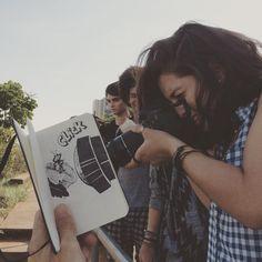 SketchBlog — Modelo #meet_brasilia #foto #fotografia #instart...