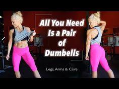 Full Body Workout For Bikini (or board shorts) - YouTube