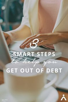 """How do I get out of debt?"" Good question. Let's work towards financial freedom with these 3 simple steps. https://www.brightpeakfinancial.com/advice/debt/"
