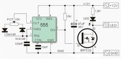 Electrical and Electronics Engineering: 555 Circuit