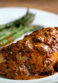 Mustard Lime Chicken - The Dinner That Will Get You to Love Grilled Chicken Breasts Again!