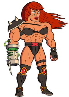 This is SOOO funny. Xarna from uncle grandpa