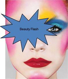Beauty flash post