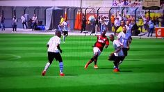 Final da Copa São Paulo de Futebol Jr 2016 Corinthians X Flamengo. 2º Te...