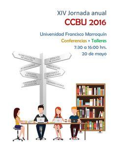 XIV Jornada anual CCBU 2016