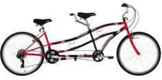 2 Seater Bicycle Tandem Bike 21 Speed Two Person Double Seat Adult Couples Bikes