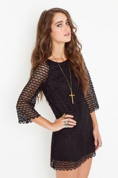 like i need another black dress to love