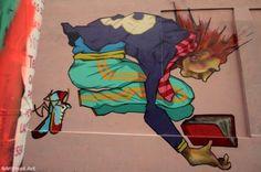 Arte callejero - Lectura Punk