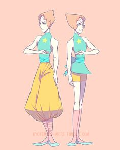 steven universe pearl gender swap