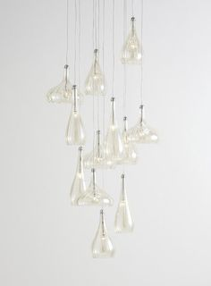 Carrara 12 Light Ceiling Pendant Light