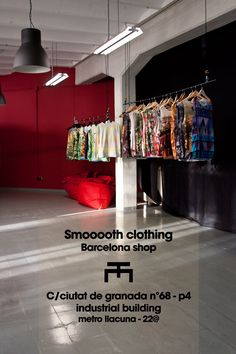 Smooooth Barcelona shop