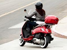SYM Fiddle II 125 Vespa, Urban, Retro, Classic, Girls, Cute, Motorbikes, Little Girls, Hornet
