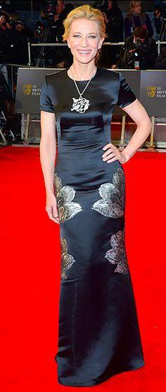 Kate Blanchett - Alexander McQueen - Feb 2014