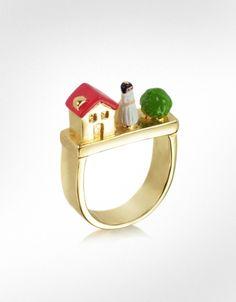 N2 Les Contes - Snow White Ring | FORZIERI
