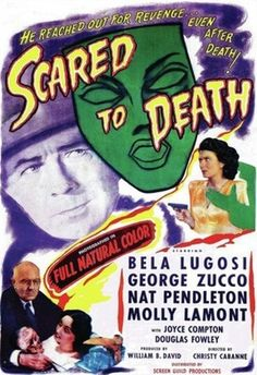 Scared to Death (1947) Directed by #ChristyCabanne Starring #BelaLugosi #GeorgeZucco #NatPendleton #MollyLamont #ScaredtoDeath #Hollywood #hollywood #picture #video #film #movie #cinema #epic #story #cine #films #theater #filming #movies #moviemaking #movieposter #movielover #movieworld #movielovers #movienews #movieclips #moviemakers #drama #filmmaking #cinematography #filmmaker #screen #screenplay Gate Pictures, Movie Talk, Thriller Film, Film Movie, Movie Props, New Movies, The Magicians, Death, Movie Posters