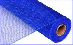 This listing is for one 21 inch roll of Royal Blue deco mesh. - 21 INCH X 10 YARDS Thank you for stopping by Wayside Whimsy, please favorite our shop to see all our new listings! Deco Mesh Ribbon, Teal Ribbon, Ribbon Bows, How To Make Wreaths, How To Make Bows, Post Office Closed, Material Research, Ghost Decoration, Wreath Making Supplies