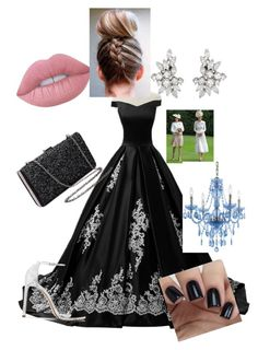 """""""Untitled #6"""" by vesna-savic on Polyvore featuring Reception, Lime Crime, Dolce&Gabbana and AF Lighting"""