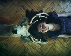 Wildly Whimsical Photography : Nika Toroptsova Fables