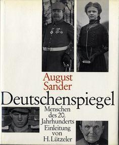 """August Sander """"Deutschenspiegel Menschen des 20"""", Sigbert Mohn, 1962"""
