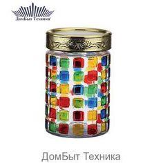 """Емкость под сыпучие продукты 10029 """"PH"""" (x18) 1,3л 11,5*17,2см http://vsevsevse.com/vse-dlya-kuhni-ru/emkosti-dlya-hraneniya/emkost-pod-sypuchie-produkty-10029-ph-x18-1-3l-11-517-2sm/  Цена: Р165.00"""